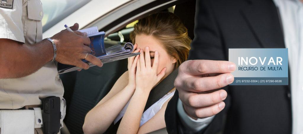 Recurso contra Suspensão do direito de dirigir