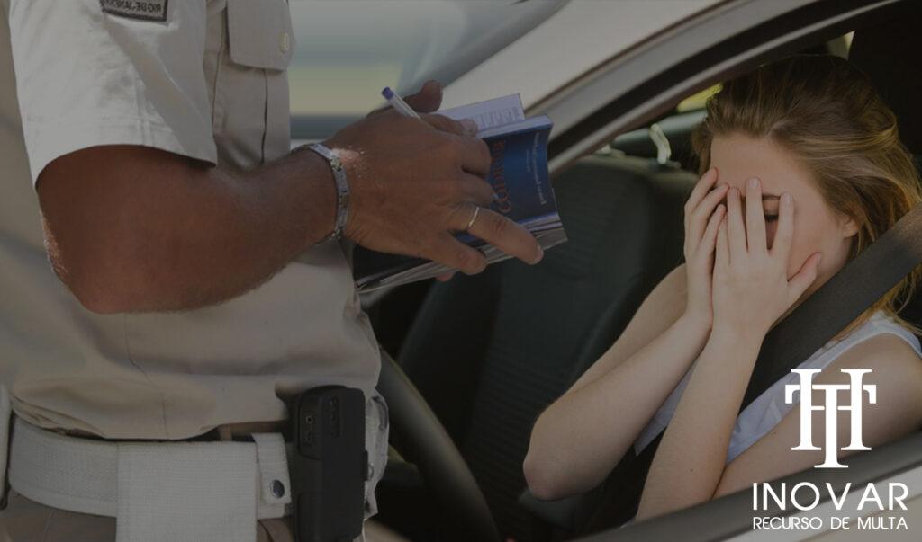 Recorrer Multa de Trânsito em CNH Provisória